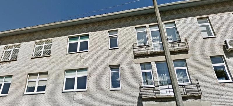 В кохтла-ярвеской поликлинике произошел пожар