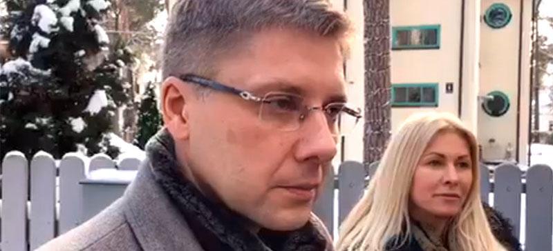 У мэра Риги Нила Ушакова проведены обыски