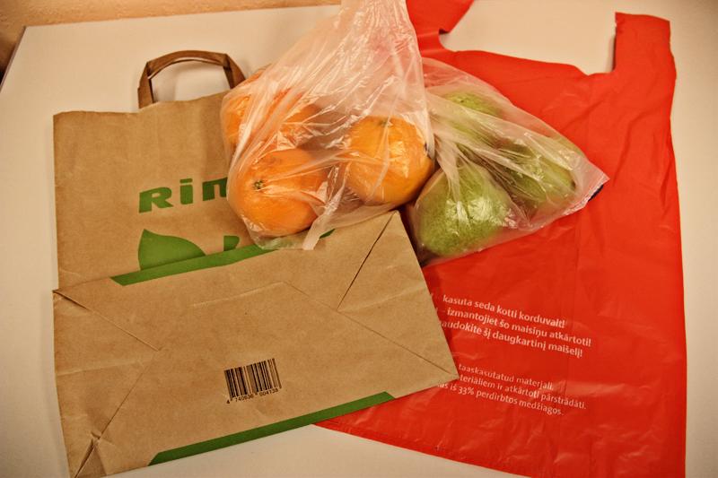 Почему тонкие упаковочные пакетики  стали платными?