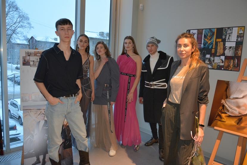 +Галерея. Показ мод от Creative Narva: идеи для брендов есть!