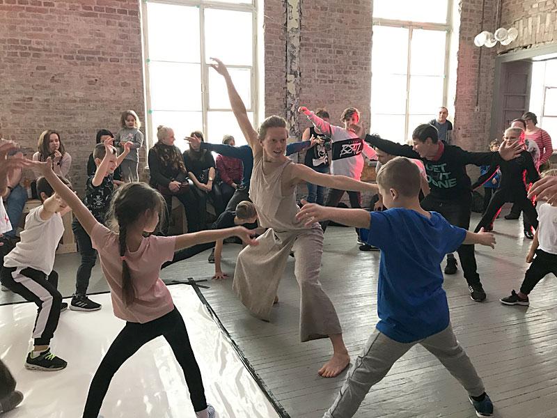 No Limit Dance Fest: танцу - да, границам - нет
