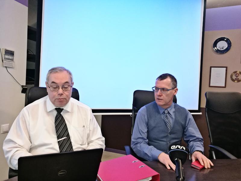 Избирательных участков в Нарве,  как и избирателей, становится меньше