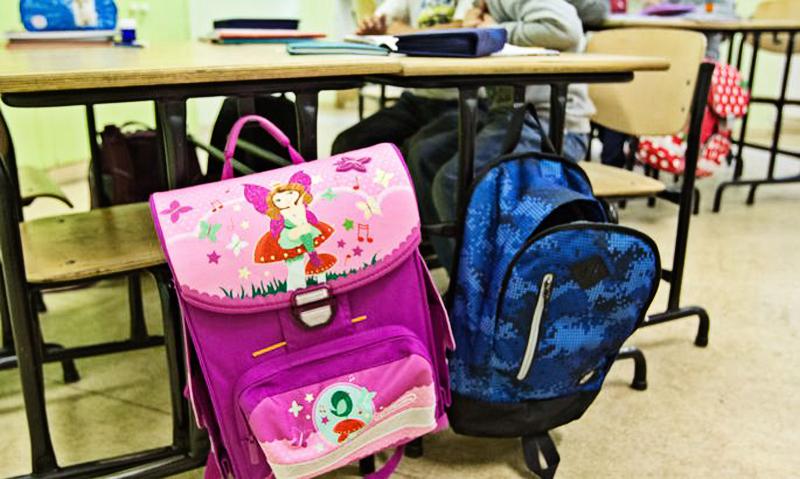 Досмотр личных вещей в школах: не по прихоти учителя
