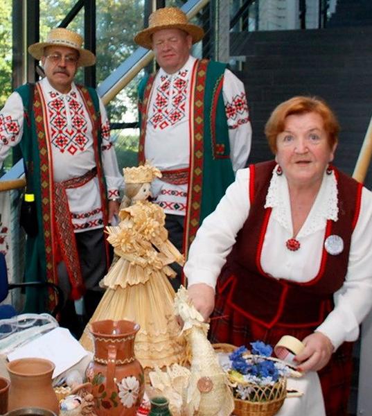 Зинаида Клыга из Йыхви удостоена государственной награды Эстонии