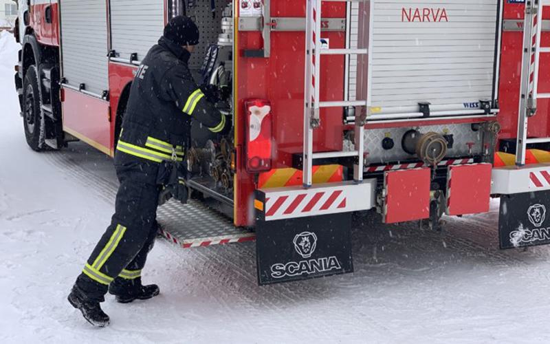 Спасательный департамент начинает использование новых автоцистерн и квадроциклов