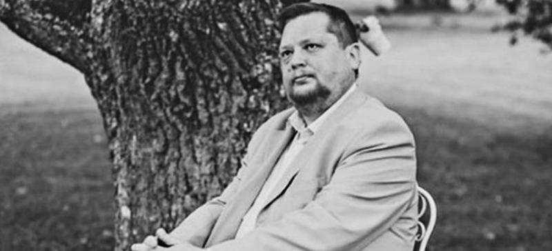 Ушел из жизни журналист и радиоведущий Дмитрий Виноградов