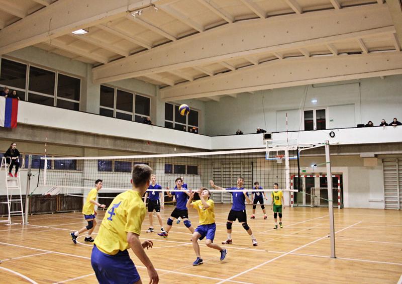 Волейбольный турнир  становится знаковым событием