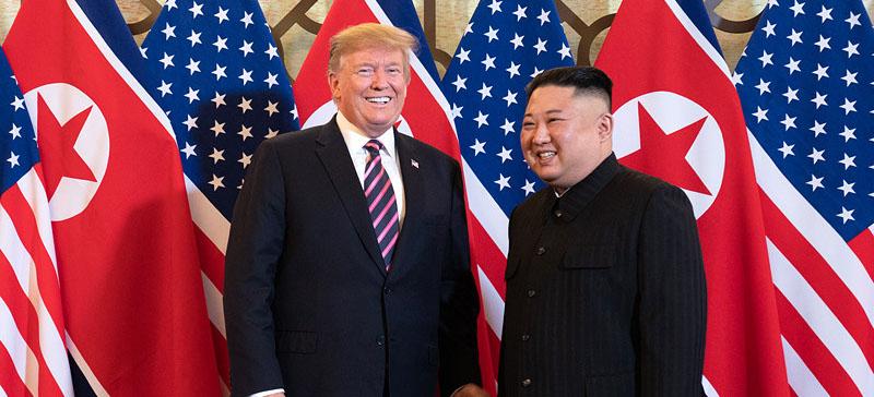 Трамп заявил, что провел великолепную встречу с Ким Чен Ыном