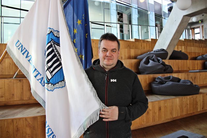 Яанус Виллико: «Радует, что в Нарве  все еще много хорошей энергии, и хочется,  чтобы она поскорее нашла выход»