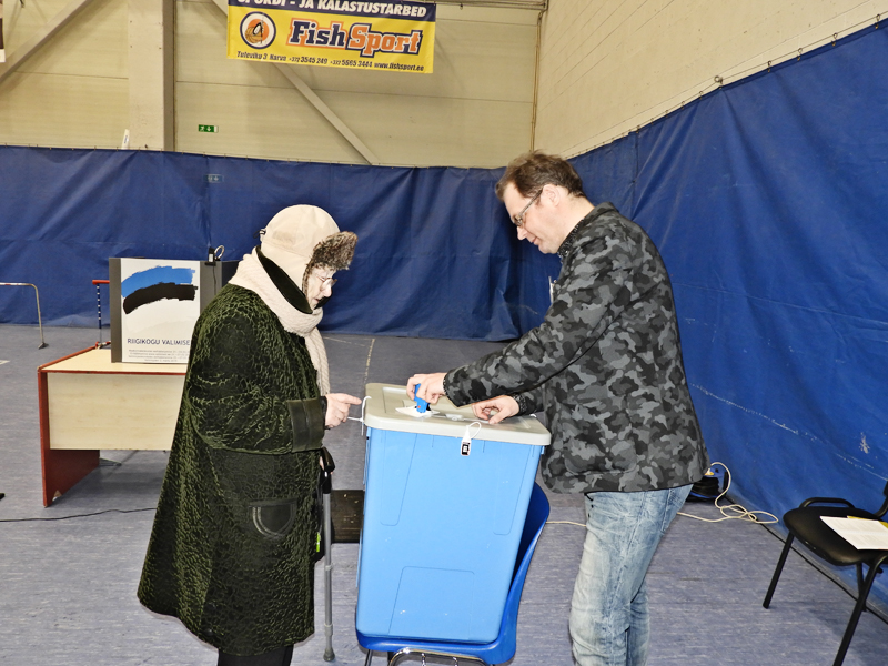 Старшее поколение не доверяет электронному голосованию