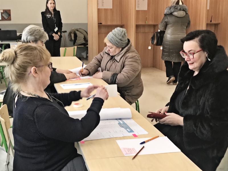 Центристы изменили курс,  и русскоязычный избиратель отказал им  в прежней верности