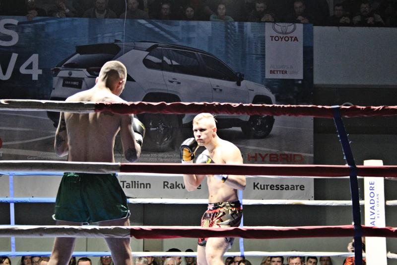 Бойцы трех городских клубов выиграли «Битву под Нарвой»