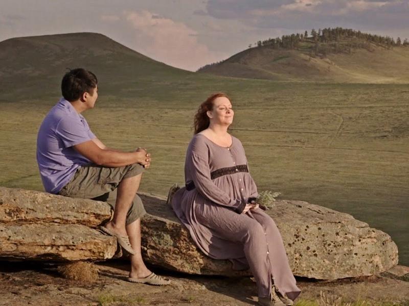 Юлия Ауг: я оказалась как бы между двух миров