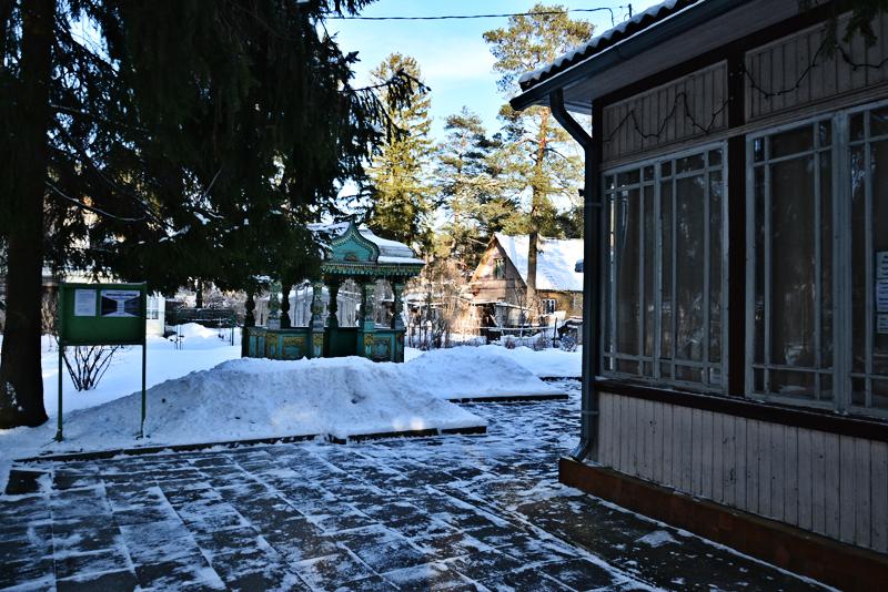 Жители Нарва-Йыэсуу поднялись на защиту своего краеведческого музея