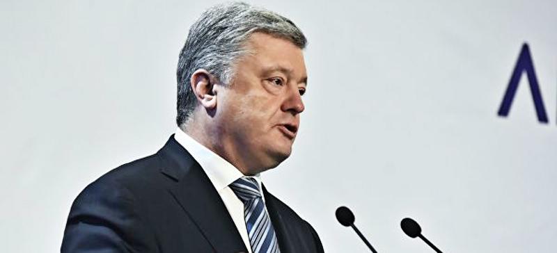 """Порошенко заявил, что Крым """"будет возвращен Украине"""""""