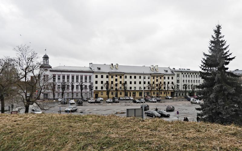 Тармо Таммисте: из нарвской мэрии выживают чиновников