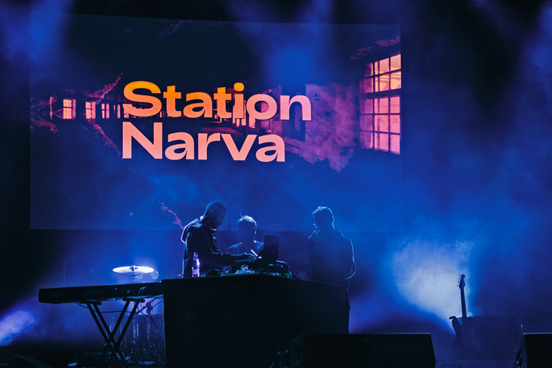 Station Narva на Tallinn Music Week: мы миксуем «серьезную повестку дня с серьезным весельем»