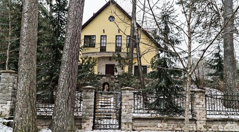 Обыск в частном доме Алексея Воронова
