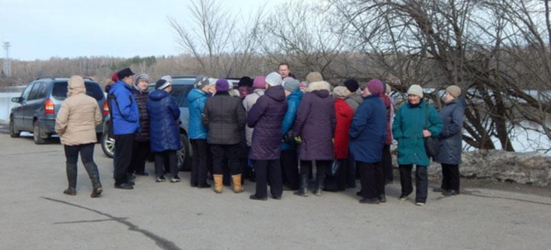 Горожане и власти  не договорились:  остановка «Петровский крест» разместится на улице Вейценберга