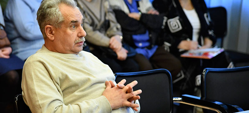 Совет Narva Vesi примет решение об отставке Алексея Воронова 8 апреля