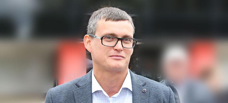 Алексей Евграфов пообещал бороться с коррупцией в Нарве