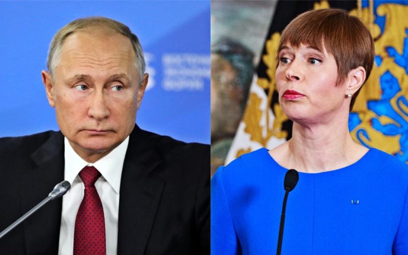 ОПРОС. Завтра в Москве встречаются президент Эстонии Керсти Кальюлайд и президент России Владимир Путин