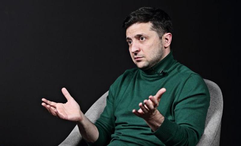 Граждане Украины в Эстонии подавляющим большинством поддержали Владимира Зеленского