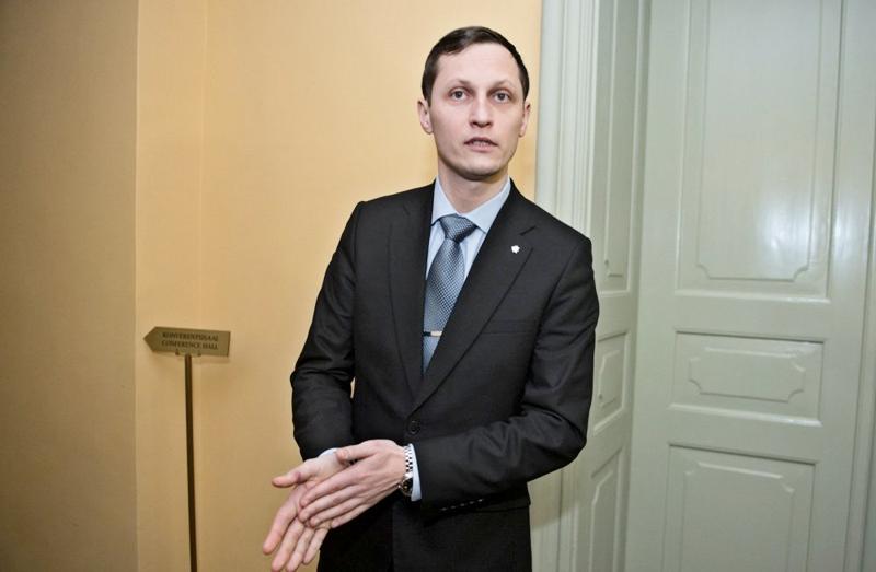 Центрист Дмитриев стал председателем Люганузеского волостного собрания