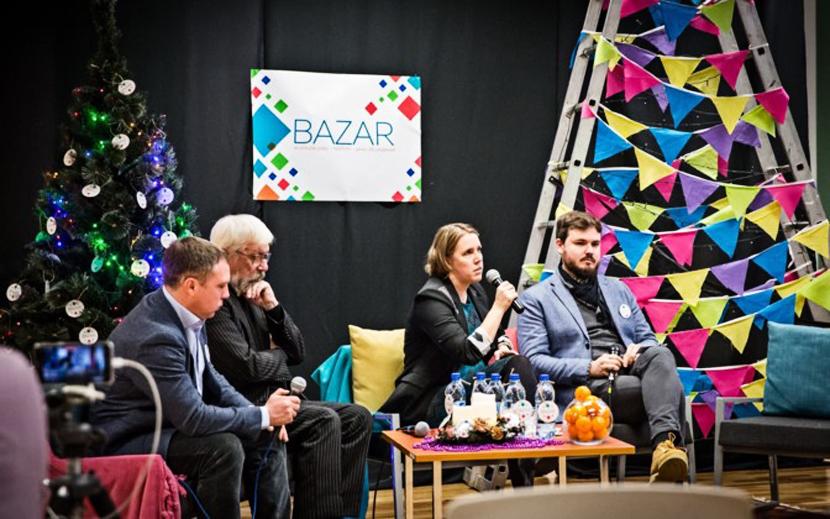 День обсуждений BAZAR «Игры Европарламента: Как Брюссель решит наши проблемы?» – 20 мая в Vaba Lava Narva