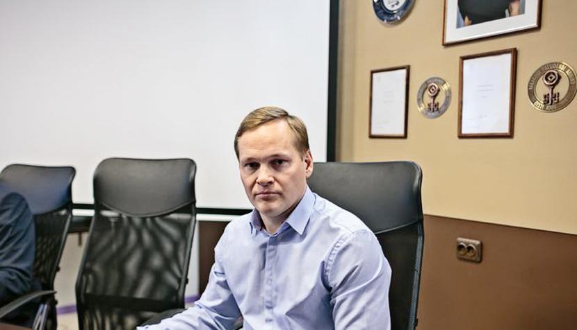 В отставку ушел новый директор Департамента архитектуры и планирования Нарвы