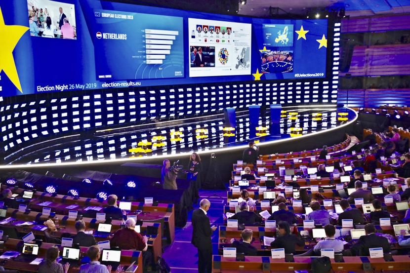 Мировые СМИ: итоги выборов в Европарламент говорят о растущей фрагментации политики в Европе