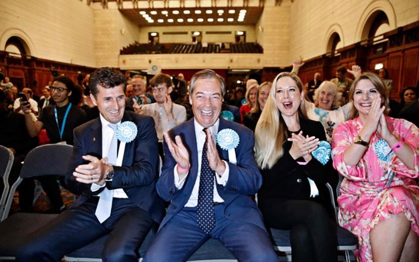 Итоги по странам: на выборах в Европарламент успешно выступили правопопулистские партии