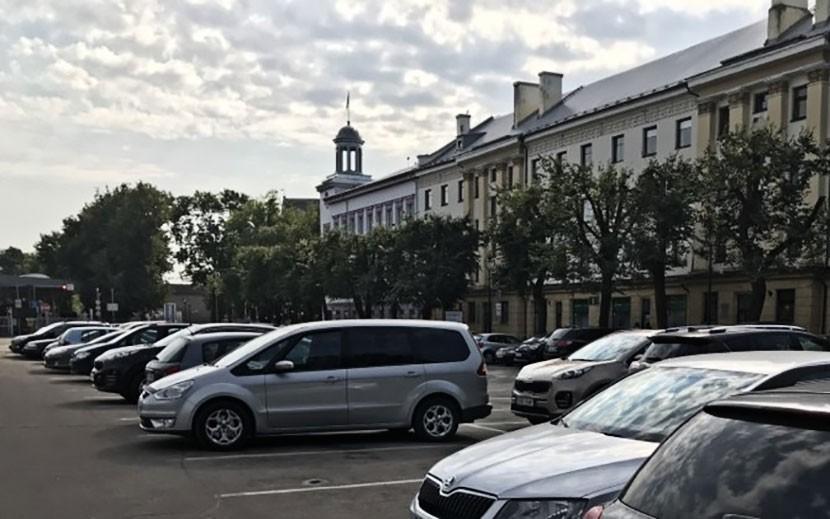 В Нарве начали искать директора для Департамента архитектуры и планирования