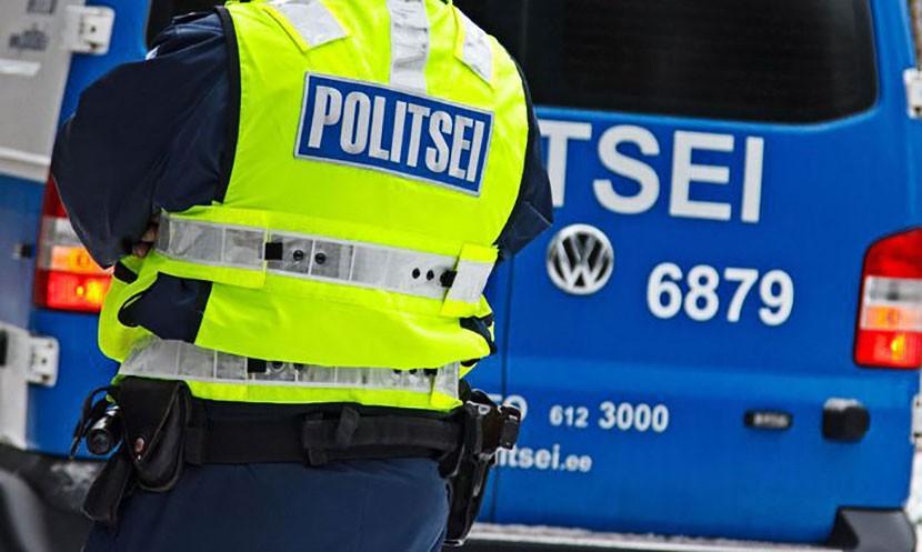 Полицейские устроят масштабную проверку на дорогах Эстонии