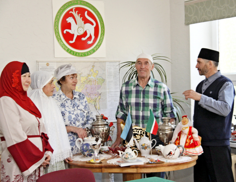 Татарские общины Ида-Вирумаа отметили Ураза-байрам