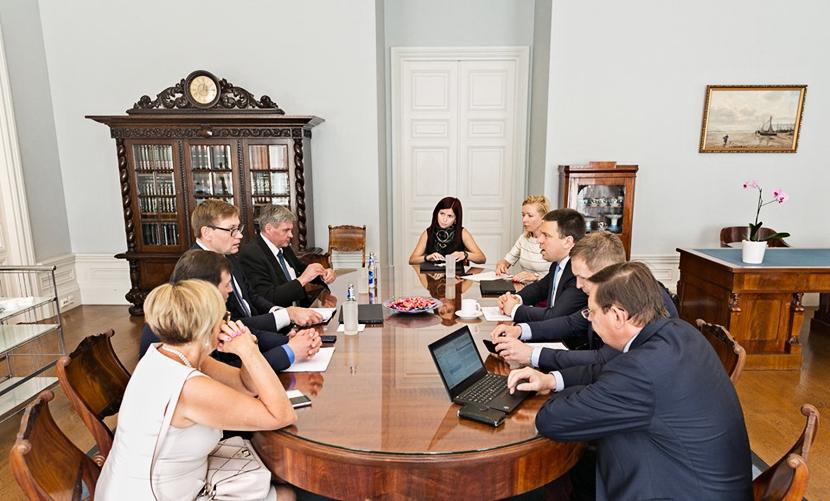Глава Нарвского энергопрофсоюза: конкретных решений по кризису в энергетике  у правительства нет