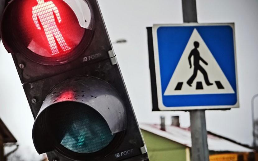 В Нарве почти на месяц ограничили движение на перекрестке улиц