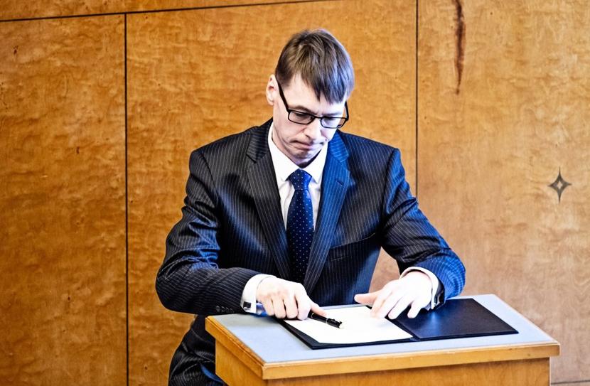 Марти Куузик через суд требует от государства компенсацию