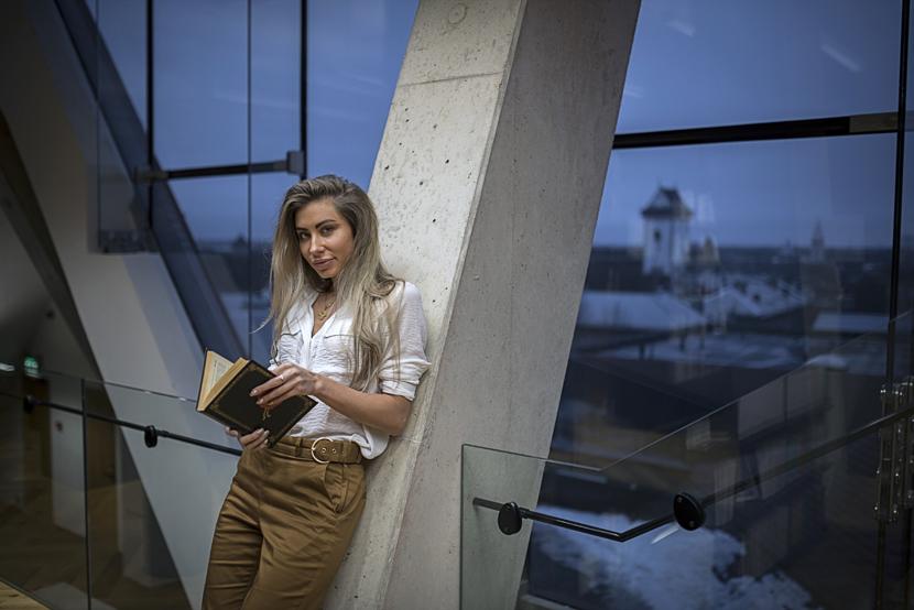 Мария Осиповская, которая создает «вещи с характером»