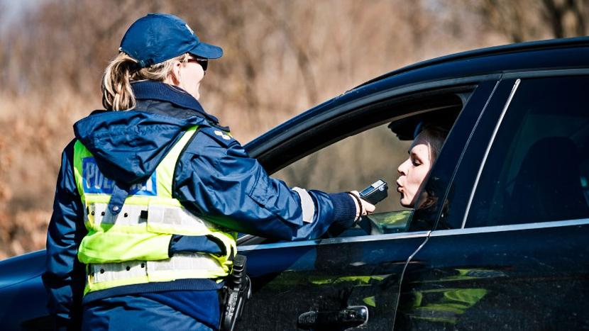 В Иванов день полицией были задержаны 114 нетрезвых водителей