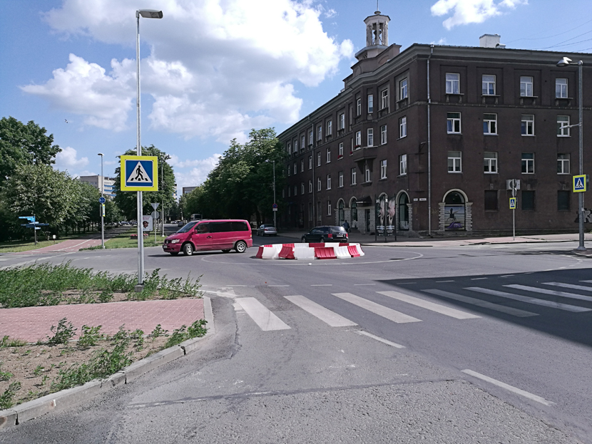 Транспортная комиссия настаивает на пересмотре необходимости одного из новых колец на улице Пушкина
