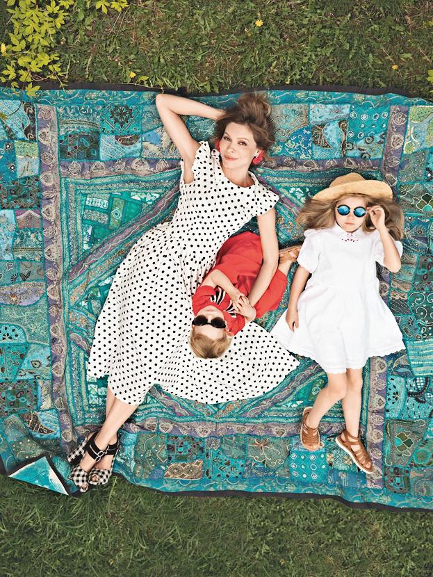 Елена Подкаминская: «Для меня тема материнства и правильного развития ребенка — ключевая в жизни»