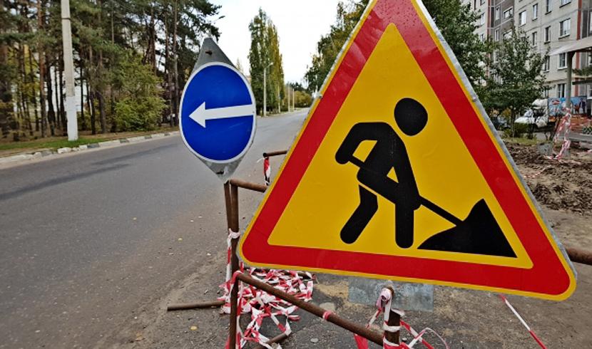 В Нарве на 10 дней перекресток улиц Puškini, Vaivara, Vaksali частично закроют для движения