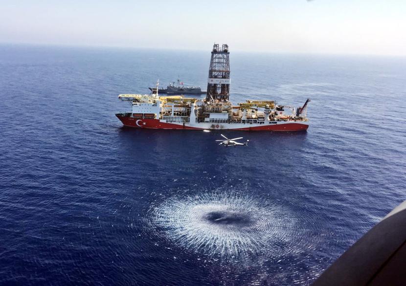 ЕС ввел санкции против Турции за геологоразведку у берегов Кипра