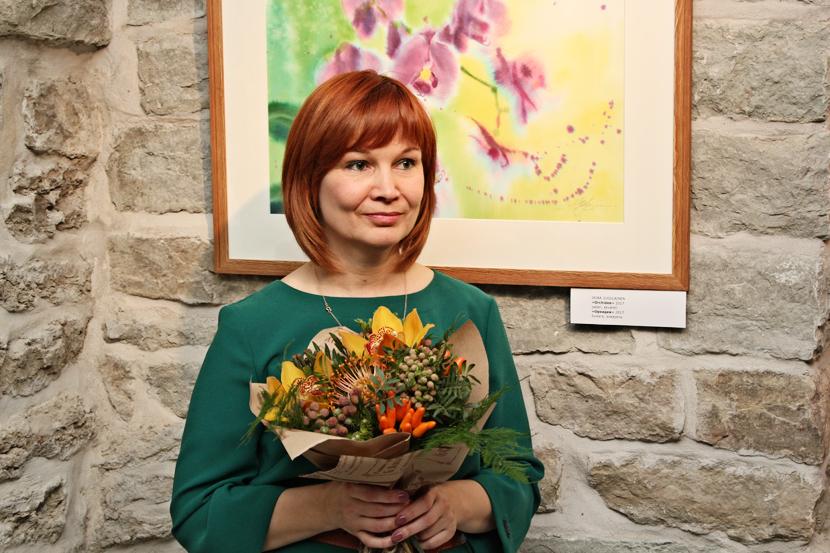 Ирина Юголайнен, художник, преподаватель, парикмахер