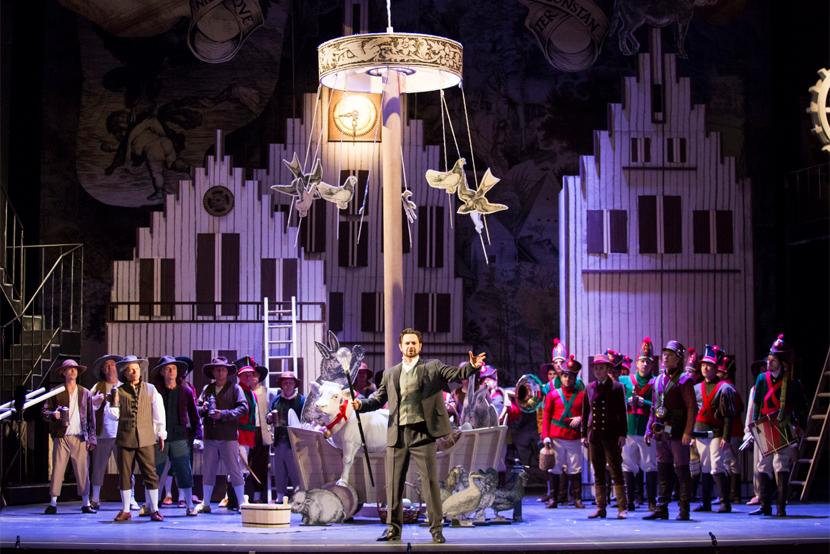 Фестиваль Биргитта покажет оперу, отмеченную «Золотой Маской»