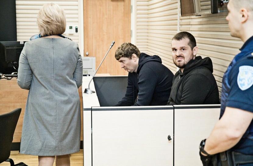 Обвиняемые в масштабной торговле фентанилом братья Кярберги пошли на соглашение с прокуратурой