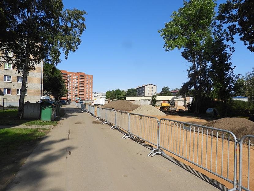 В Нарве станет одной улицей больше