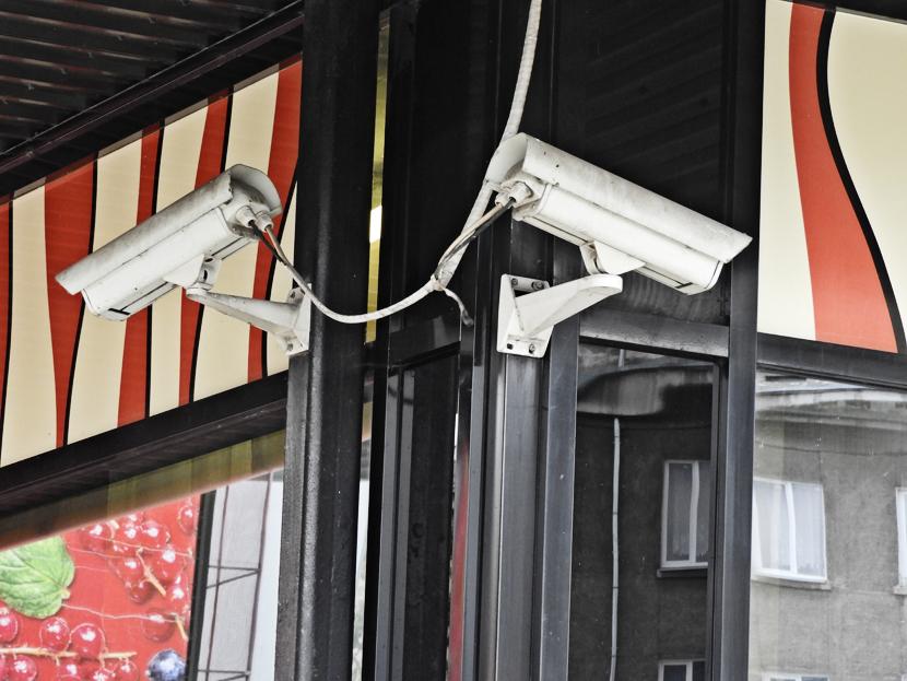 Камеры видеонаблюдения в Нарве: полиция сделала горуправе предложение