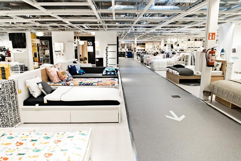 Вот она, долгожданная IKEA! В выставочном зале в Ласнамяэ представлены 3000 товаров